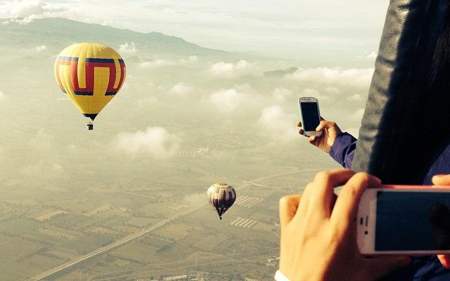 Vuelo en Globo en Teotihuacán una experiencia inolvidable