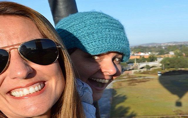 Vuelo en Globo en Teotihuacán una actividad divertida y llena de aventura