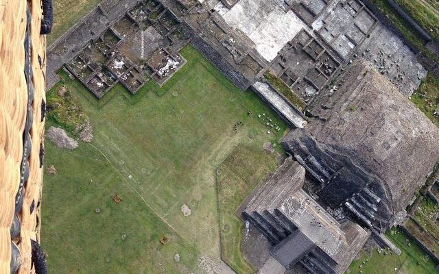 Vuelo en Globo en las Pirámides de Teotihuacán te ofrece vistas inigualables