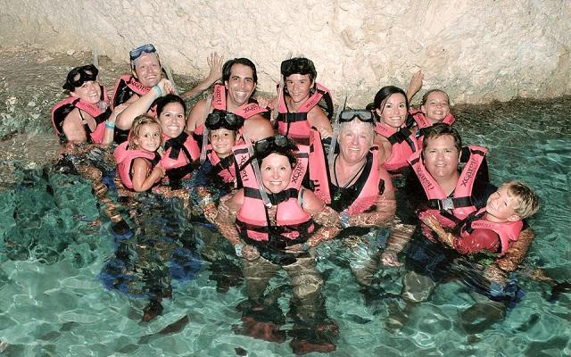 Tour a Xcaret, un parque con actividades para todas las edades