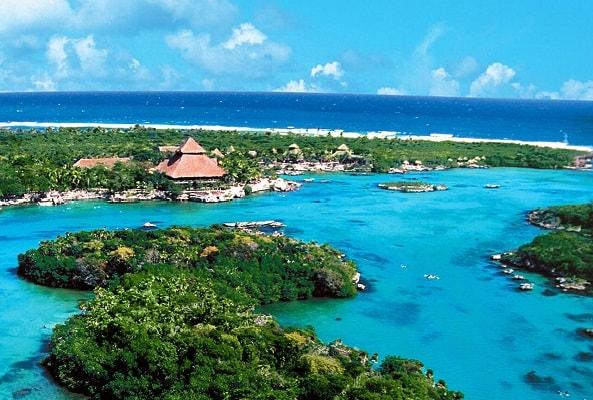 Xel Há en Riviera Maya