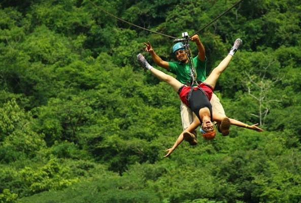 Tour Zip Line Puerto Vallarta Canopy River recomendado